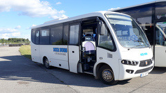 2009 IVECO (27) MKR Buss